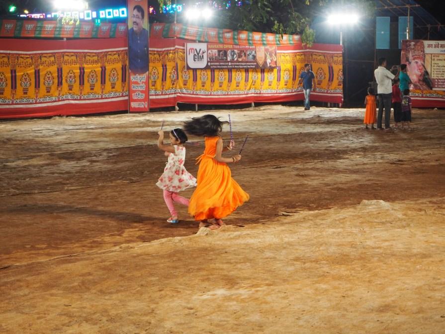 Voller Tanzbereich beim Tanzfestival
